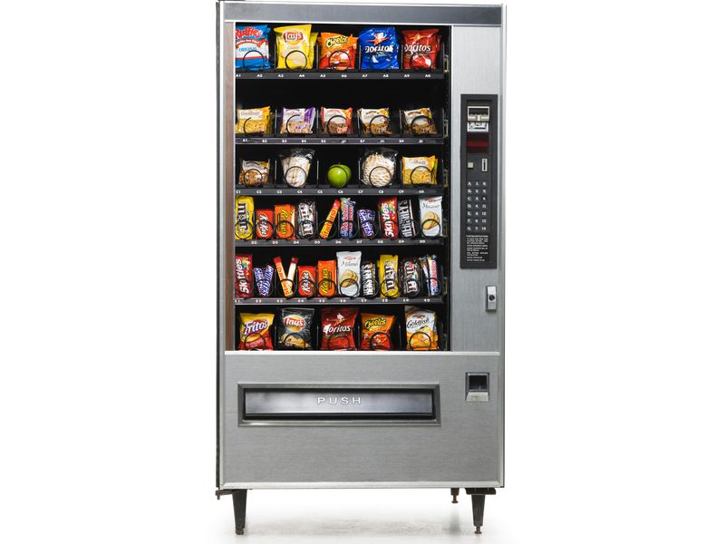 The automated vending machine: the advantages for retailers and employers