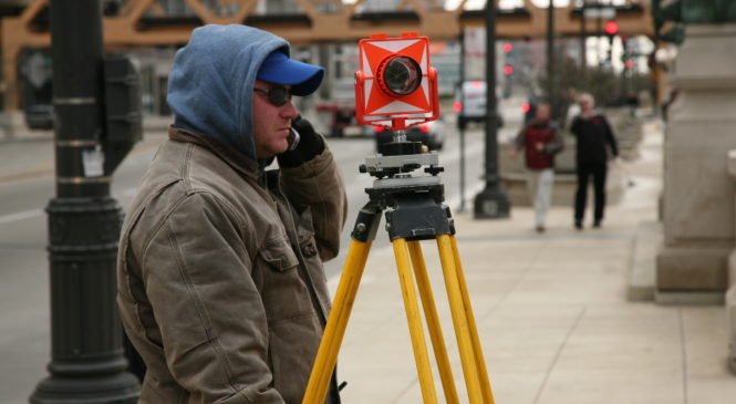 Most Common Surveying Tools Used by Surveyors