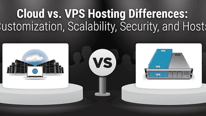 4 Major Differences Between Cloud VPS and Dedicated Server