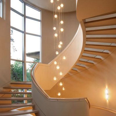Top 4 Things to Consider When Choosing A Stairway Chandelier